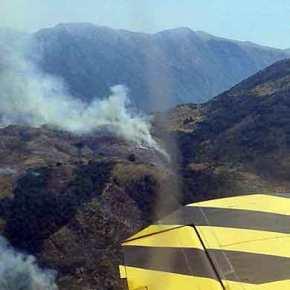 """Ούτε μια φωτιά δεν μπορούν να σβήσουν χωρίς ελληνική βοήθεια και θέλουν """"ΜεγάληΑλβανία""""!"""