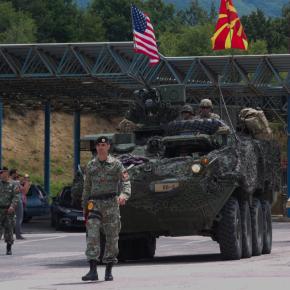 Εκρηξη στα Βαλκάνια: Η ΠΓΔΜ «ψήφισε» ένταξη στο ΝΑΤΟ – Αμερικανικές δυνάμεις εισήλθαν στο κέντρο των Σκοπίων – Στα ΕλληνοΑλβανικά Σύνορα ο Α/ΓΕΣ!–