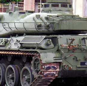 «Σκραπ» θα καταλήξουν τα γαλλικά άρματα μάχης ΑΜΧ-30 τηςΚύπρου