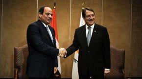 Για Κυπριακό και ενεργειακή συνεργασία συζήτησαν Αναστασιάδης –Σίσι