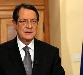 Αναστασιάδης: «Έτοιμος να επιστρέψω στις συνομιλίες, αν ισχύουν όσα δηλώνει οΈιντε»