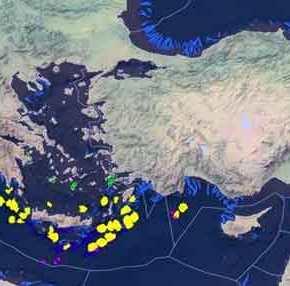 Βρετανία: Αποκαλύφθηκε χάρτης με τα κοιτάσματα υδρογονανθράκων και ορυκτών στην ελληνική ΑΟΖ! – Απίστευτοςπλούτος!