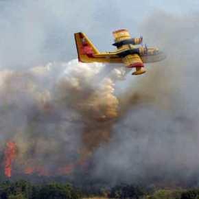 355 Μοίρα Τακτικών Μεταφορών: Στη βάση των ηρώων πιλότων τωνCanadair