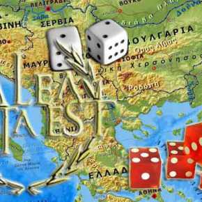 Αλλαγή συνόρων στα Βαλκάνια προβλέπουν οιΗΠΑ!