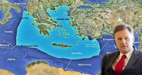 Τα θαλάσσια σύνορα και το ισχύον καθεστώς στοΑιγαίο