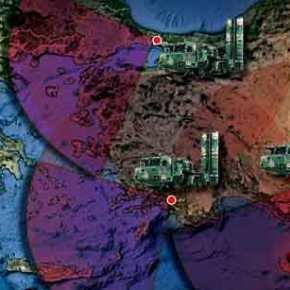 Σκληρό μπρα ντε φερ Ρωσίας-Τουρκίας για τον έλεγχο του Αιγαίου και τηςΑ.Μεσογείου