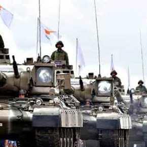 Λευκωσία: Ανάγκη Επανασύστασης του ΚυπριακούΣτρατού