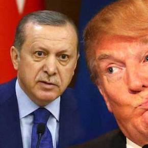 Ρ.Τ.Ερντογάν προειδοποιεί τις ΗΠΑ: «Η Άγκυρα δεν θα επιτρέψει ποτέ την δημιουργία κουρδικούκράτους»!