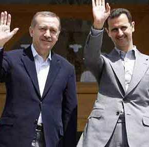 Συμμαχία Τουρκίας-Σύρια κατά των Κούρδων! (φωτό,βίντεο)