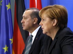 Ερντογάν προς Γερμανό ΥΠΕΞ: «Να γνωρίζεις τα όριάσου!»