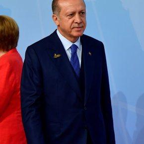 Η Μέρκελ το επισημοποίησε: Η Γερμανία άλλαξε πολιτική απέναντι στηνΤουρκία