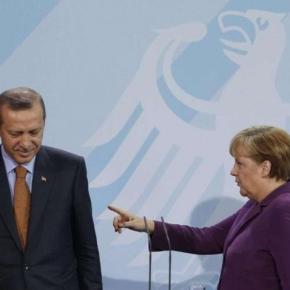 Τόσο «έξαλλη» με την Τουρκία η Μέρκελ… Διαβάστε με τι τουςεφοδιάζουν