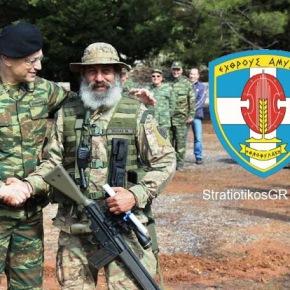 Νέο Στρατιωτικό Έμβλημα (θυρεός) για την Εθνοφυλακή με πρωτοβουλία του ΥΠΕΘΑ! #ΑΣΠΙΔΑ, ΣΤΑΧΥ ΚΑΙΣΗΜΑΙΑ#