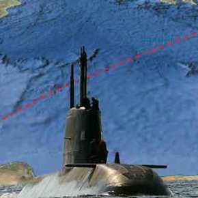 Ελληνικό Υ/Β σε Επιχείρηση του ΝΑΤΟ «Sea Guardian «ανοιχτά τηςΛιβύης!