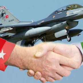 ΟΧΙ ΗΠΑ στην Τουρκία για τη χρησιμοποίηση Πακιστανών πιλότων στα F-16της