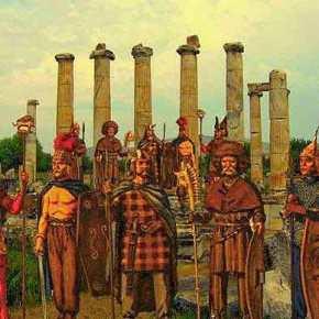 Οι άγνωστες εκστρατείες 200.000 Γαλατών στην Ελλάδα το 279 π.Χ. και η συντριπτική ΝΙΚΗ τωνΕλλήνων