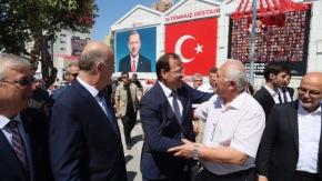 """Ορέγεται """"τουρκικά Βαλκάνια"""" ο νέος αντιπρόεδρος της Τουρκίας, Χακάν Τσαβούσογλου, που γεννήθηκε στηνΕλλάδα"""