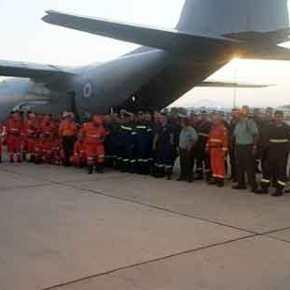 Καθυστερεί η απογείωση του C-130 από τη Κύπρο λόγω βλάβης- To πρωί της Τετάρτης τα νεότερα(upd)