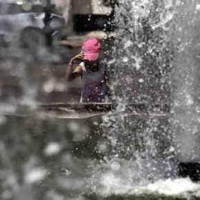 Ανεβαίνει ο υδράργυρος – Υψηλός ο κίνδυνοςπυρκαγιών