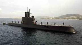 Το ελληνικό έγκλημα με τα τουρκικά υποβρύχια 214 που σ΄ ένα χρόνο βγαίνουν στοΑιγαίο