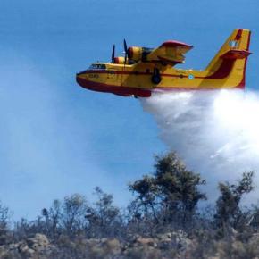 Τα μέτωπα της φωτιάς,οι ελλείψεις & οι καταγγελίες για απουσίασυντονισμού
