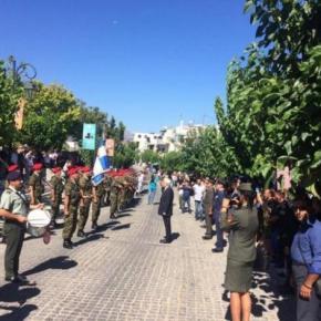 Παυλόπουλος: Είμαστε έτοιμοι να υπερασπισθούμε τα σύνορα, το έδαφος και την κυριαρχία της πατρίδαςμας