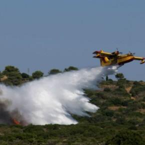 Δεκαοκτώ νέες πυρκαγιές σε μίαμέρα