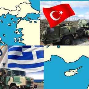 Η «κρίση» των S-300 το 1999 και η σημερινή ισορροπία ισχύος Ελλάδας-Τουρκίας