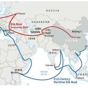 Φαραωνικό έργο αλλάζει τη γεωστρατηγική σημασία της Θεσσαλονίκης, αποδυναμώνει Γιβραλτάρ-Δαρδανέλια υπέρΡωσίας-Κίνας