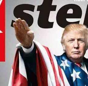 Το Βερολίνο κλιμακώνει την επίθεση σε Ν.Τραμπ: Τον απεικονίζουν ως Α.Χίτλερ! – Μετέφεραν από τις ΗΠΑ τον χρυσότους!