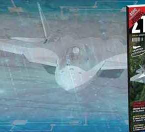 Αποκλειστικά στη νέα ΣΤΡΑΤΗΓΙΚΗ: Αυτό είναι το «τέρας» Su-57 – Δωρεάν τεύχος ΠΟΛΕΜΟΣ &ΙΣΤΟΡΙΑ