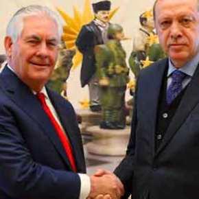 ΕΚΤΑΚΤΟ: «Εκαναν πίσω» οι ΗΠΑ για την ίδρυση κουρδικού κράτους μετά την συμμαχίαΤουρκίας-Ιράν!