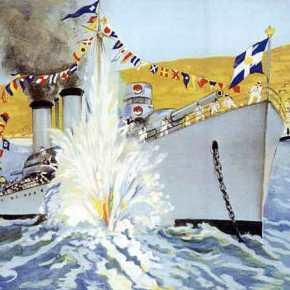 Πως φθάσαμε στον τορπιλισμό της ΕΛΛΗΣ! Τήνος 15 Αυγούστου 1940 – Όλο το πόρισμα του Στόλου για τον τορπιλισμό του Ευδρόμου ΕΛΛΗ! Ιστορικόντοκουμέντο
