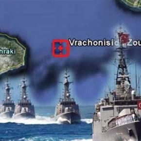 Βγαίνει ο Τουρκικός στόλος για ασκήσεις στο ΚόλποΞηρού