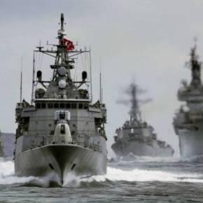 Κρίσιμες εξελίξεις: Ο τουρκικός στόλος κινείται προς Καστελόριζο καιΚύπρο