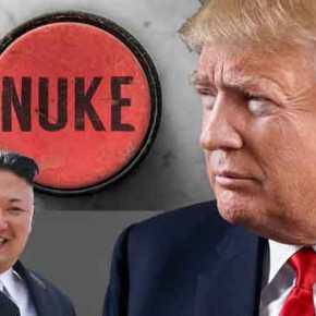 """Θα """"πατήσουν τα κουμπιά"""" των πυρηνικών ΗΠΑ και ΒόρειαΚορέα;"""