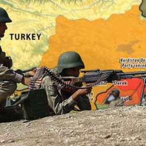 Έτοιμη για νέα επιχείρηση στη Συρία η Τουρκία; Περίεργηκινητικότητα