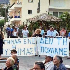 ΞΕΣΗΚΩΘΗΚΑΝ οι Έλληνες της Χειμάρρας! Ματαίωσαν την ΥΦΑΡΠΑΓΗ των περιουσιώντους…