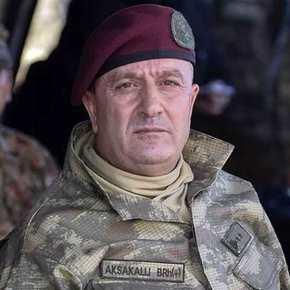 Στον αρχηγό των τουρκικών ειδικών δυνάμεων ανατέθηκε η διοίκηση του 2ου ΣΣ απέναντι από τηνΑλεξανδρούπολη!
