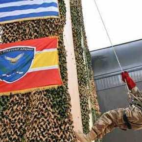 Άρχισαν Εντυπωσιακά τις (Καταλήψεις) οι Κοκκινομπερέδες του Στρατού στη ΔΕΘ!(φωτό)