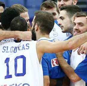 Ευρωμπάσκετ 2017: Η Ελλάδα είναι εδώ- «Πάτησε» τους Λιθουανούς με 77-64 και πέρασε στους«8»