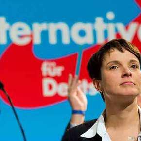 Πολιτικός σεισμός στη Γερμανία: H λαθρομεταναστευτική πολιτική της Μέρκελ έστειλε το AfD στην τρίτηθέση