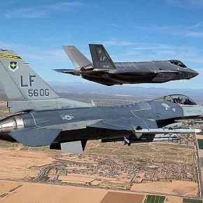 Γιατί το πρόγραμμα αναβάθμισης των F-16 της ΠΑ είναι παρανοϊκό κι επικίνδυνο για τηνΕλλάδα