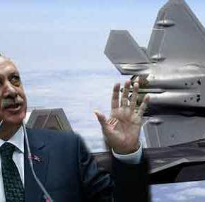 Πρωτοφανές μήνυμα Άγκυρας προς ΝΑΤΟ και ΗΠΑ: «Αυτά τα αεροσκάφη μπορούμε να καταρρίψουμε με τοS-400»!
