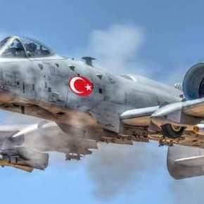 Μαύρα μαντάτα: Η Τουρκία αγοράζει αεροσκάφη κατά των ελληνικών αρμάτων μάχης Α-10 και ιπτάμενα πυροβολείαAC-130