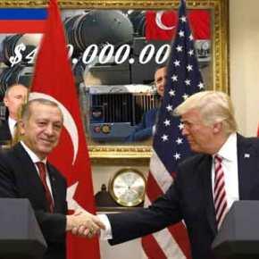 «Τρέχουν και δεν φτάνουν» οι ΗΠΑ: Εκλιπαρούν την Τουρκία να μην πάρει τους S-400 – ΣυνάντησηΤραμπ-Ερντογάν
