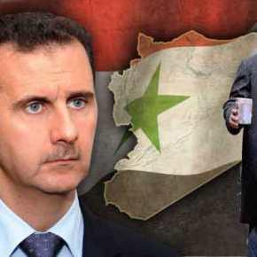 """""""Πολιτικός ζητιάνος ο Ερντογάν συνεργάζεται με τρομοκράτες""""! Καταπέλτης οΆσαντ"""