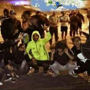 Ιαχές Τζιχάντ στην Πάτρα: Ορδές λαθρομεταναστών κινήθηκαν απειλητικά φωνάζοντας «ΑλλάχΑκμπάρ»