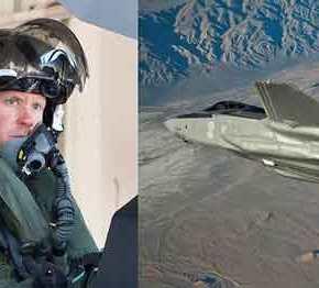 ΕΚΤΑΚΤΟ – Συντριβή F-35 Lightning II – Νεκρός ο πιλότος – Κατέπεσαν και δύο A-10C Thunderbolt II και έναF-16!