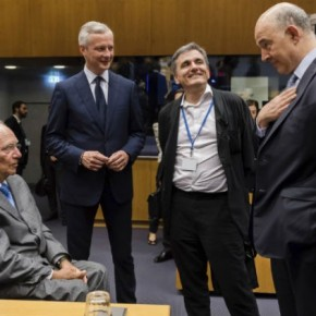 Eurogroup εξπρές με… «πιέσεις» και«ανησυχίες»